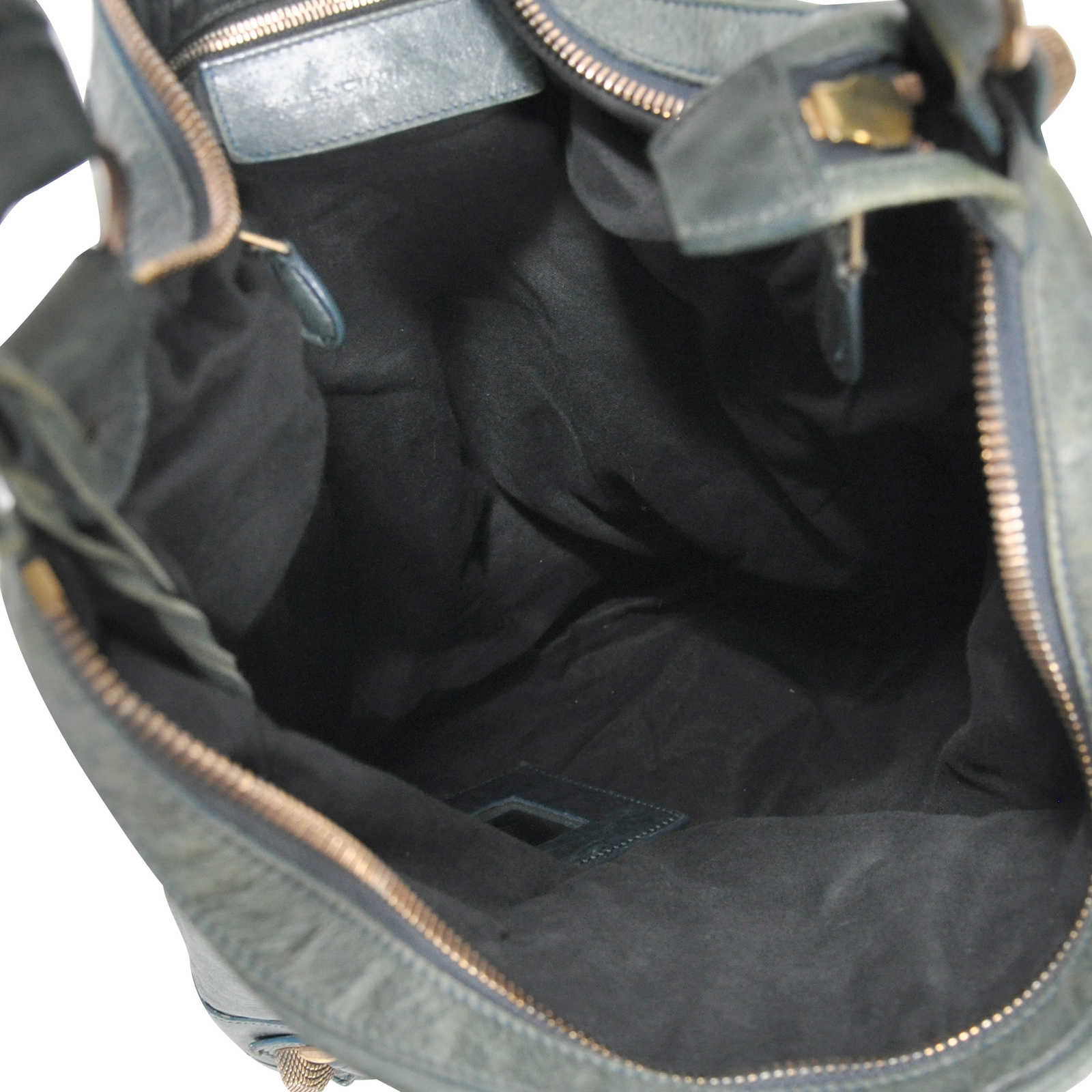 364319597a ... Authentic Second Hand Balenciaga Giant Day Bag (PSS-249-00012) -  Thumbnail