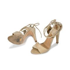 Hermes lace up sandals 2