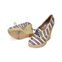 Authentic Second Hand Tabitha Simmons Dolly Cricket Espadrille Wedges (PSS-193-00059) - Thumbnail 1