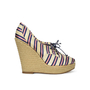Authentic Second Hand Tabitha Simmons Dolly Cricket Espadrille Wedges (PSS-193-00059) - Thumbnail 3