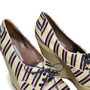 Authentic Second Hand Tabitha Simmons Dolly Cricket Espadrille Wedges (PSS-193-00059) - Thumbnail 5