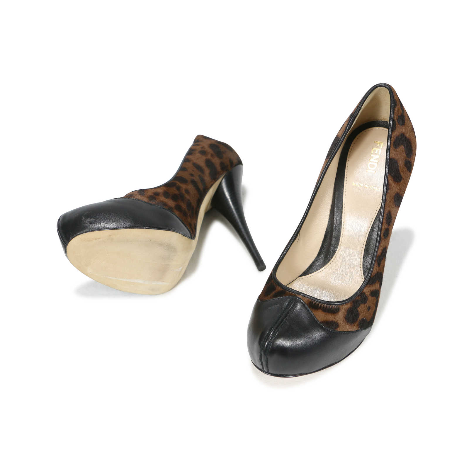 Alexander McQueen Leopard Ponyhair Pumps w/ Tags looking for with credit card cheap online discount marketable 13ghG