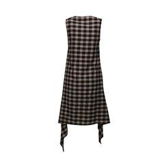 Alexander mcqueen mcq cape dress 2