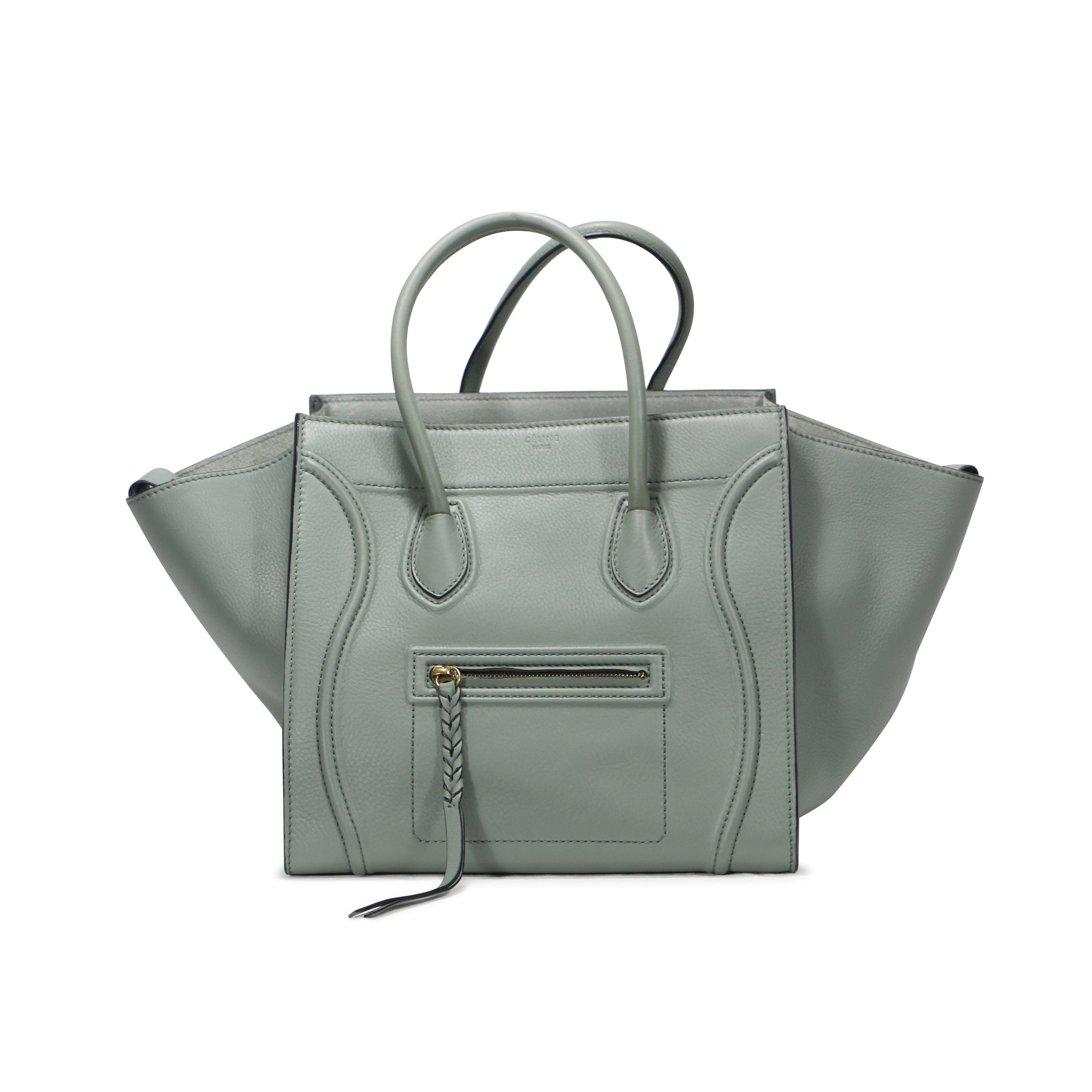 ec76c471e5 Authentic Second Hand Céline Phantom Luggage Bag (PSS-241-00029 ...