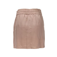Elizabeth and james silk draw string skirt 2