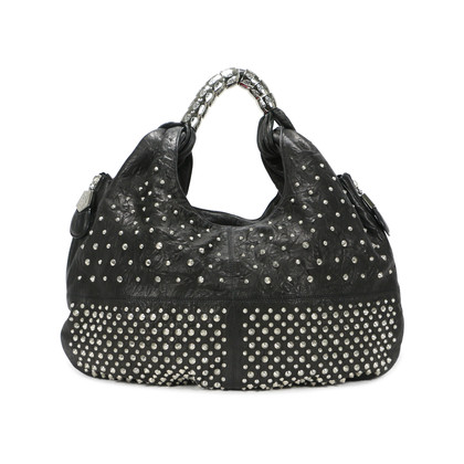 Authentic Second Hand Thomas Wylde Studded Hobo bag (PSS-200-00304)