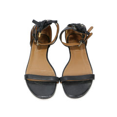 Lace Back Sandals