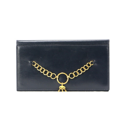 Authentic Second Hand Hermès Chain Link Front Clutch (TFC-209-00002)