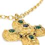 Chanel Byzantine Large Cross Necklace - Thumbnail 3