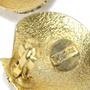 Authentic Vintage Yves Saint Laurent Seashell Earrings (TFC-203-00041) - Thumbnail 2