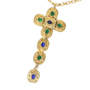 Chanel Byzantine Large Cross Necklace - Thumbnail 5