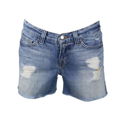 J Brand Boho Frayed Shorts