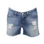 J Brand Boho Frayed Shorts - Thumbnail 0