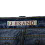 J Brand Boho Frayed Shorts - Thumbnail 2