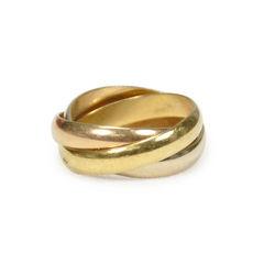 Cartier trinity ring 2