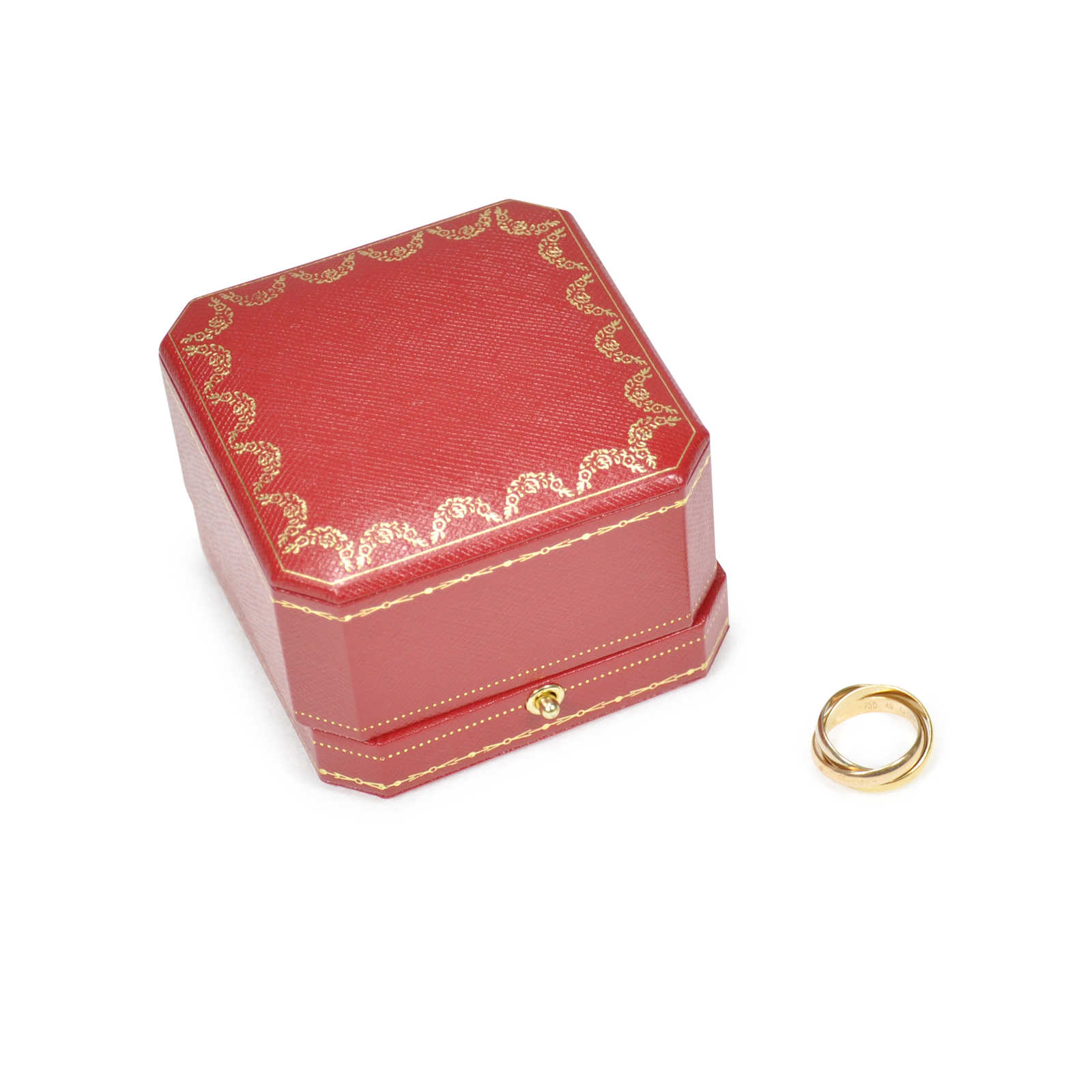 Second Hand Cartier Trinity Ring | THE FIFTH COLLECTION