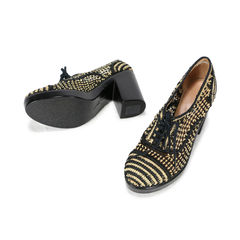 Robert clergerie cocto raffia oxford 2