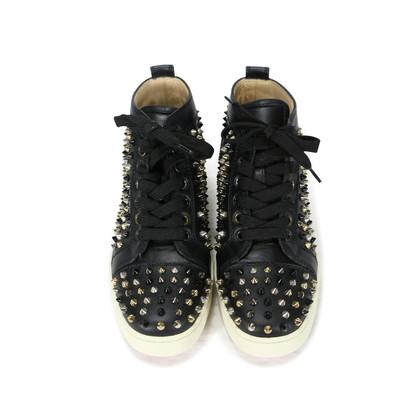 Christian Louboutin Louis High Top Sneakers