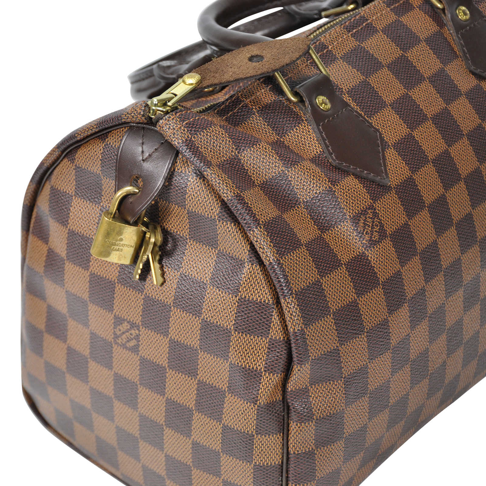 269f6df89b22 ... Authentic Second Hand Louis Vuitton Damier Speedy 30 (PSS-274-00001) ...