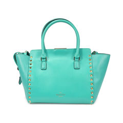 Valentino rockstud small double handle bag 2