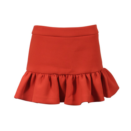 Authentic Second Hand Rebecca Minkoff Andre Ruffled Skirt (PSS-200-00315)