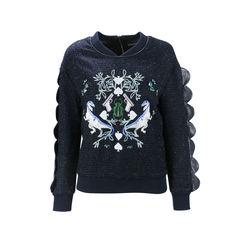 Rex Embellished Sweatshirt