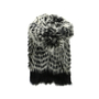 Yigal Azrouel Raccoon Fur Hooded Vest - Thumbnail 1