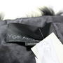 Yigal Azrouel Raccoon Fur Hooded Vest - Thumbnail 3