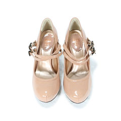 Patent Carved Pumps
