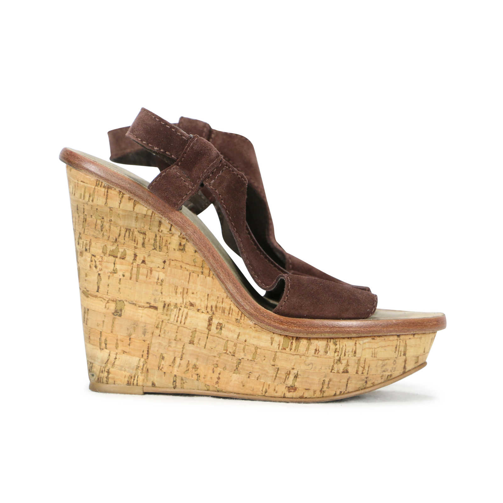cheap best seller Elizabeth and James Suede Platform Wedges in China cheap price sale Manchester k6dfJh