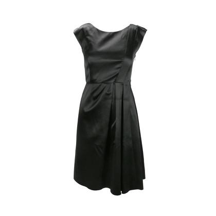 Authentic Second Hand Philosophy Di Alberta Ferretti Asymmetrical Paneled Dress (PSS-093-00017)