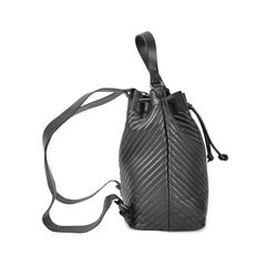 Iris and ink chevron quilted backpack 2