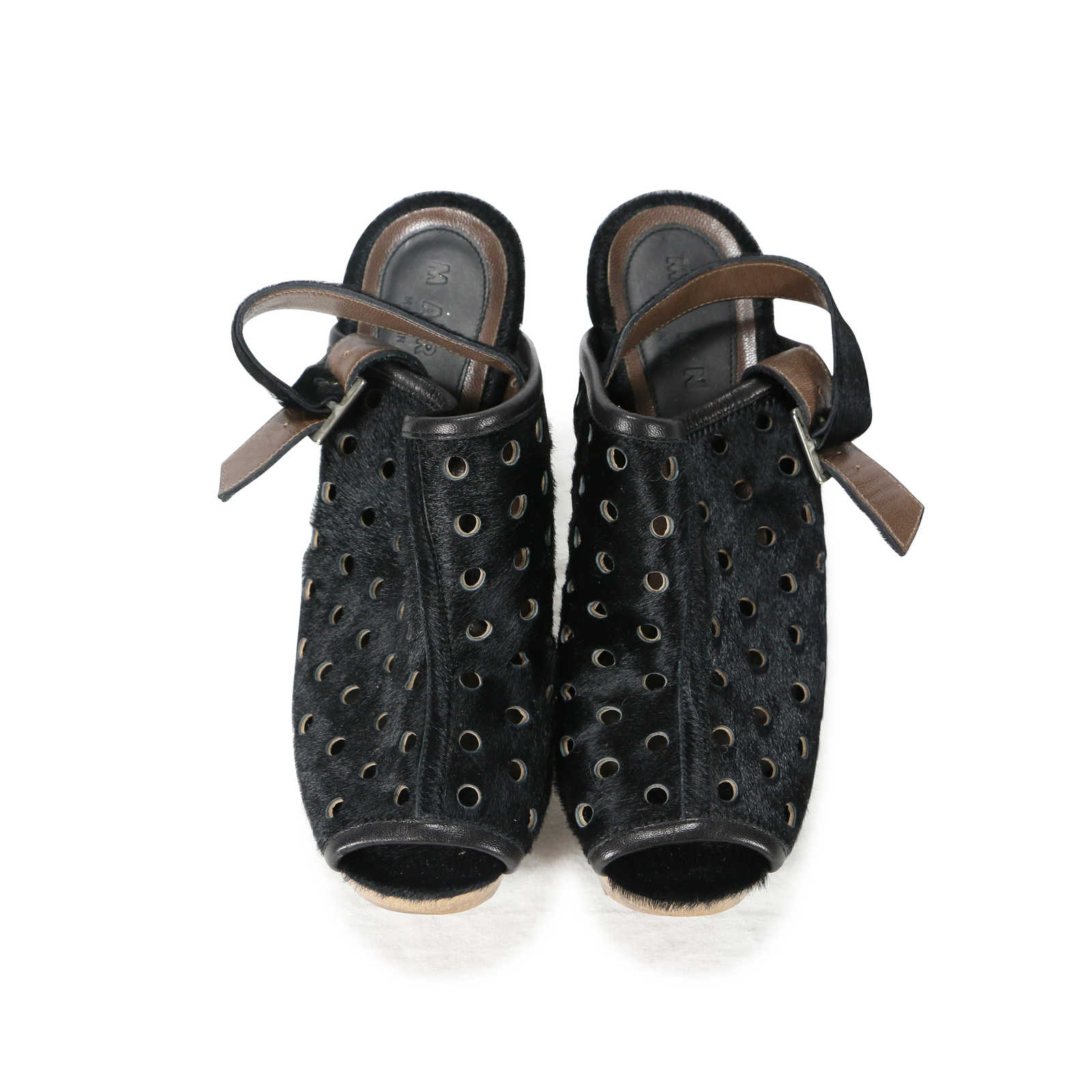 Authentic Second Hand Marni Pony Hair