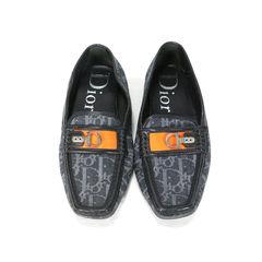 Monogram Canvas Loafers