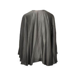 Lanvin cape zipper top 2
