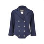Chanel Quilted Enamel Button Jacket - Thumbnail 0