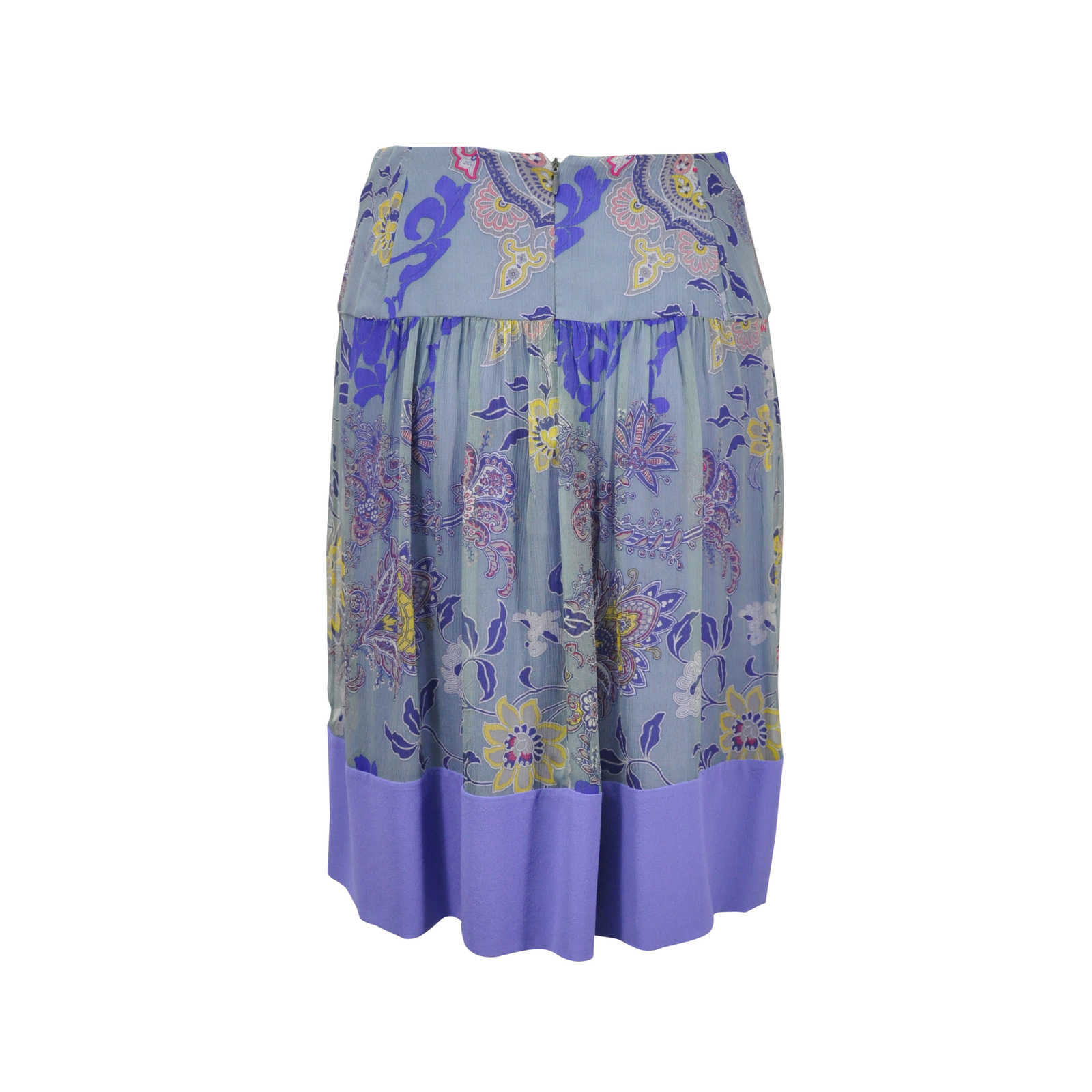 8dd5082fee ... Authentic Second Hand Etro Floral Paisley Skirt (PSS-246-00244) -  Thumbnail ...
