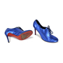 Christian Louboutin Miss Fred Tacco Lame - Thumbnail 2