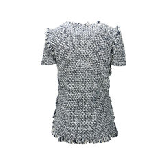 Lanvin boucle tweed top 2