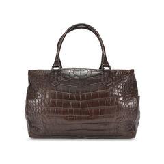 Crocodile shoulder bag 2