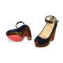 Christian Louboutin Minimi 140 Sandals - Thumbnail 1