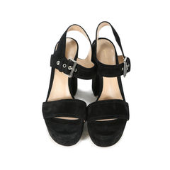 Gina Suede Sandals