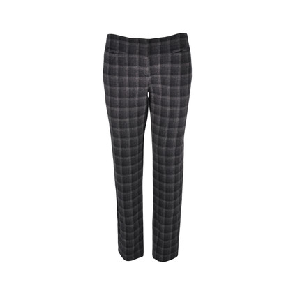 Authentic Second Hand Jil Sander Checked Pants (PSS-268-00007)