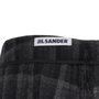 Authentic Second Hand Jil Sander Checked Pants (PSS-268-00007) - Thumbnail 2