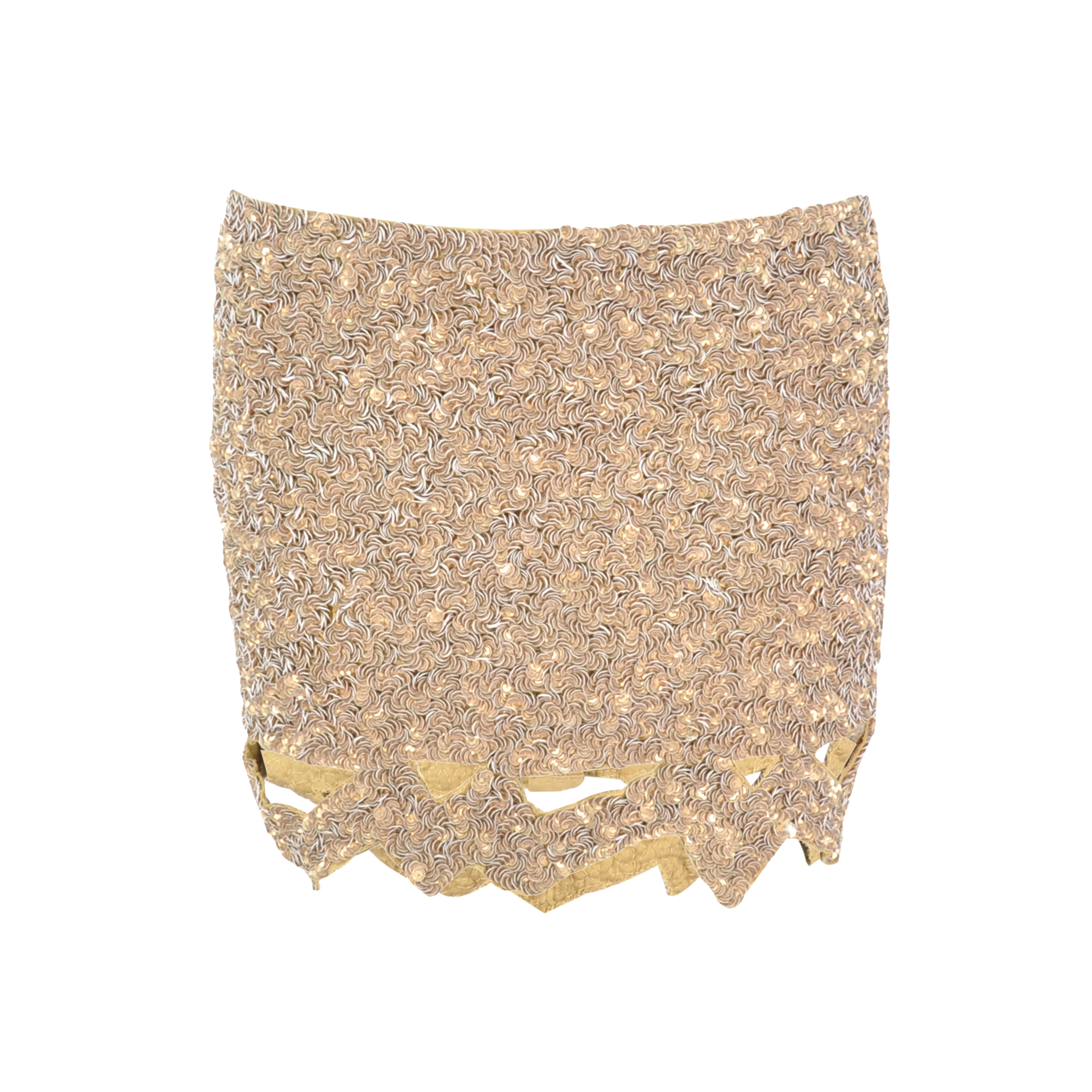 496bbaff17 Authentic Second Hand Aje Sequin Catara Mini Skirt (PSS-193-00074) - THE  FIFTH COLLECTION