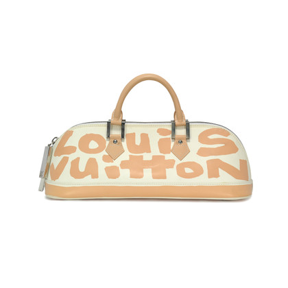 Authentic Second Hand Louis Vuitton Stephen Sprouse Alma Horizontal Bag (PSS-265-00012)