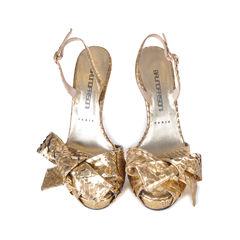 Python Bow Sandals