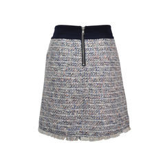 J crew double pocket tweed skirt 2