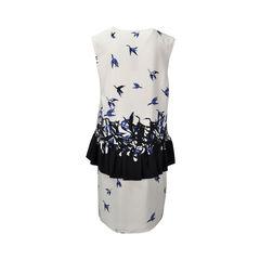 Tibi butterfly dress 2