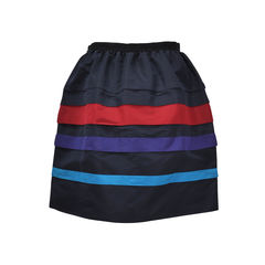 Jason wu striped bubble skirt 2